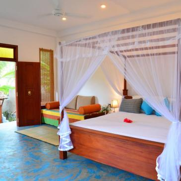 My Home Villa vous accueille à Hikkaduwa au Sri Lanka