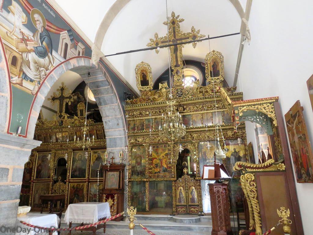 Eglise en Crète