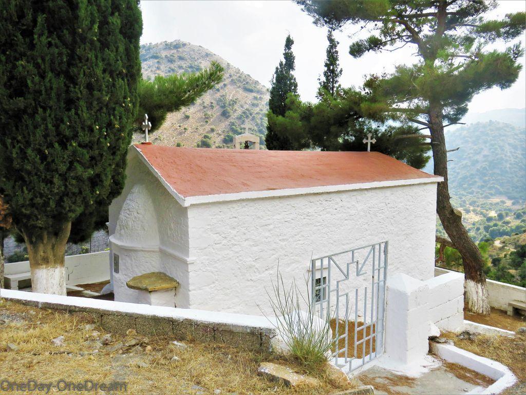 crète-église