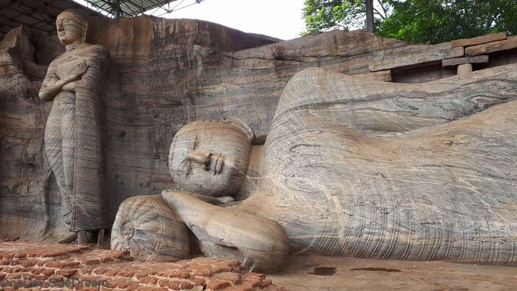 Bouddha-polonnaruwa