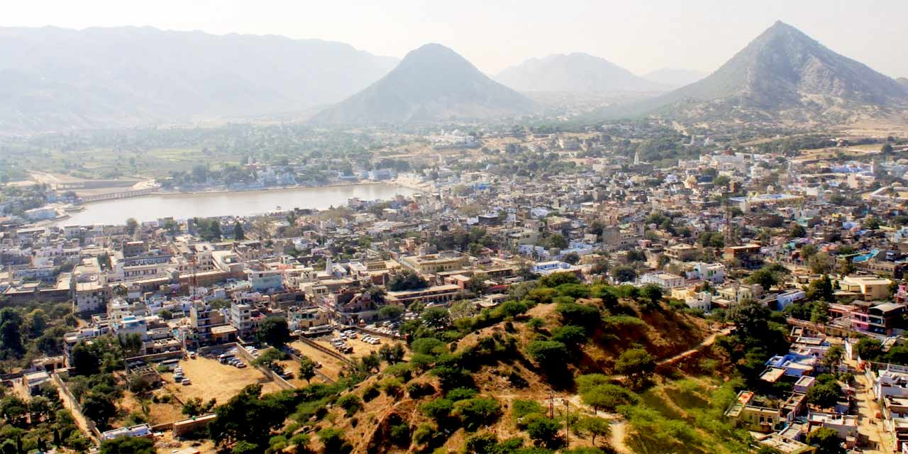 One Day Ajmer & Pushkar Local Sightseeing Trip by Car
