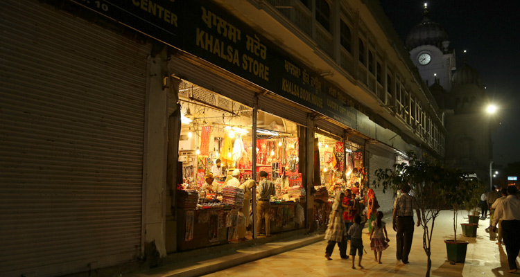 One Day Amritsar Local Sightseeing Trip by Car Lunch and Shopping