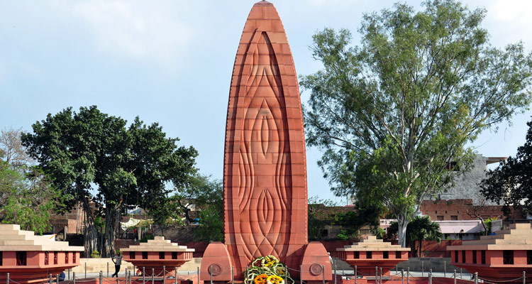 One Day Amritsar Local Sightseeing Trip by Car Jallianwala Bagh