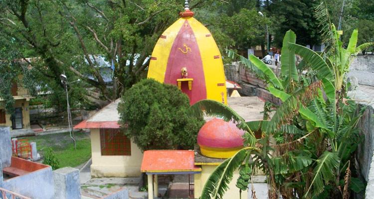 One Day Bhimtal Local Sightseeing Trip by Car Bhimeshwar Mahadev Temple