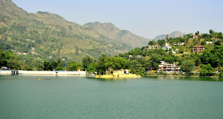 One Day Bhimtal Local Sightseeing Trip by Car Bhimtal Lake