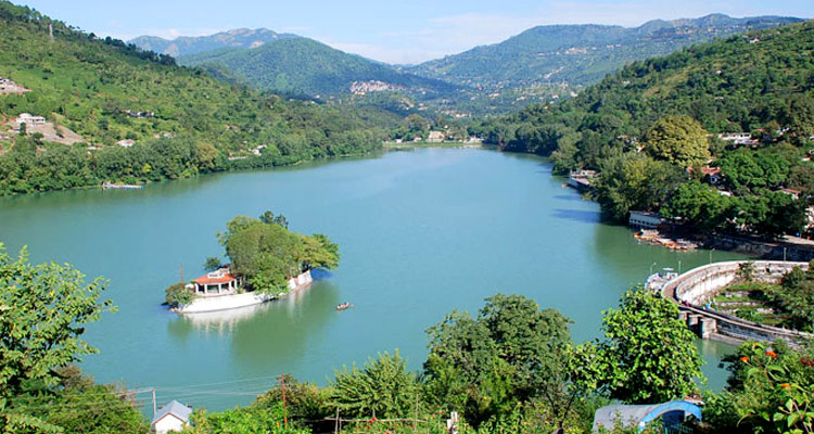 Package Glimpse One Day Bhimtal Local Sightseeing Trip by Car