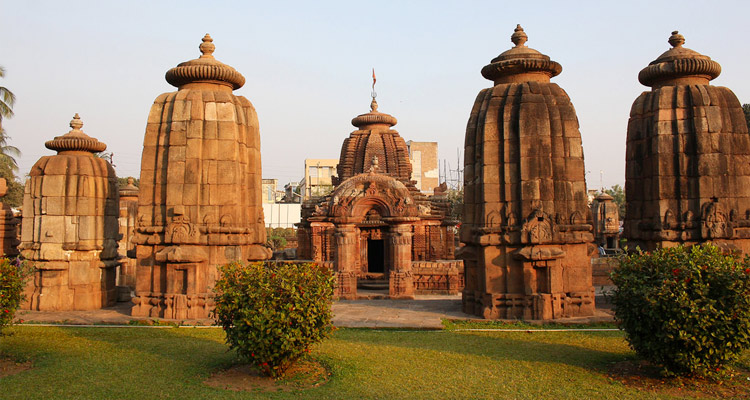 One Day Bhubaneswar Local Sightseeing Trip by Car Mukteshwar Temple