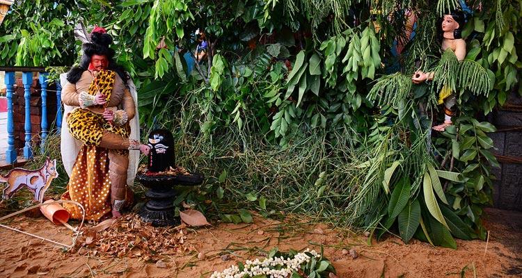 One Day Chennai to Kalhasti Trip by Car Kannappa Temple