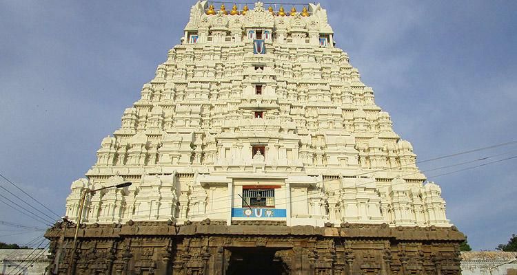 One Day Chennai to Kalhasti Trip by Car aPrasanna Varadaraja Perumal Koil