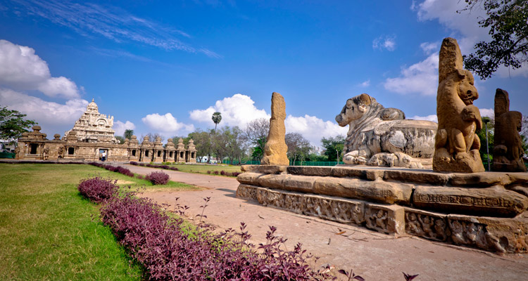 Package Glimpse of One Day Chennai to Kanchipuram Trip by Car