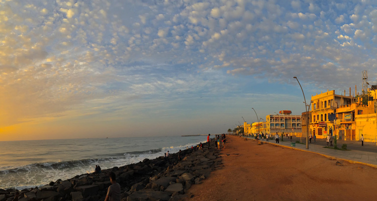 Package Glimpse One Day Chennai to Pondicherry Trip by Car