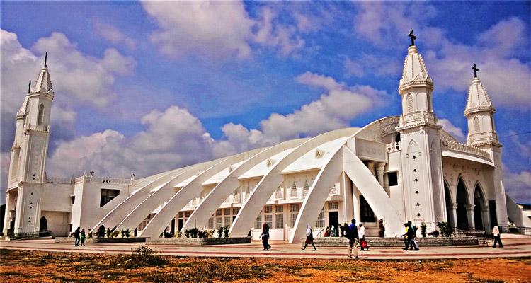 One Day Chennai to Velankanni Trip by CarMorning Star Church