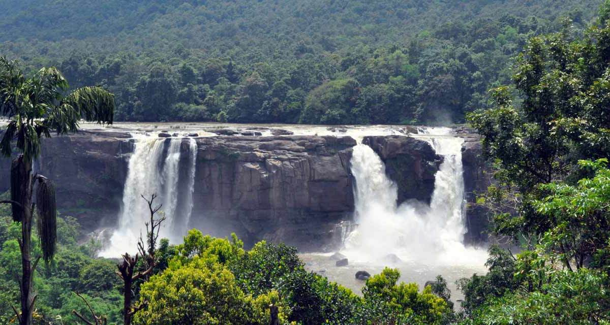 One Day Coimbatore to Malampuzha and Athirappilly Waterfalls Trip by Car Header
