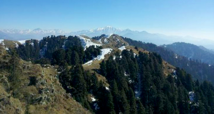 One Day Dalhousie Local Sightseeing Trip by Car Ganji Pahari