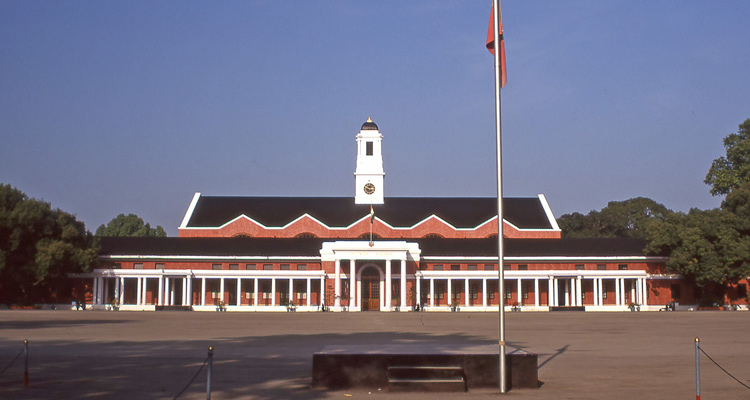 One Day Dehradun Local Sightseeing Trip by Car Indian Military Academy