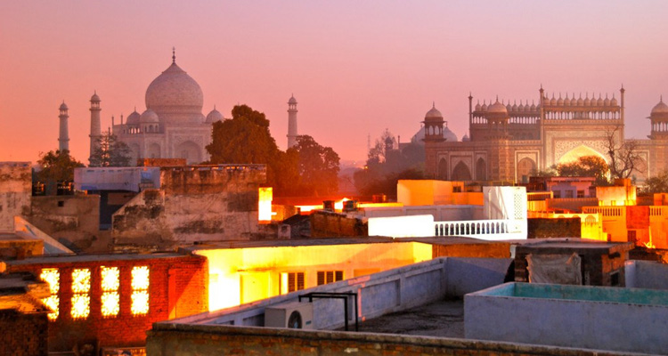 Package Glimpse of One Day Delhi to Agra Tour