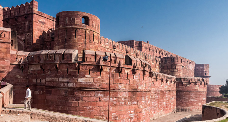 One Day Delhi to Agra Trip by Car Red Fort / Lal Qila