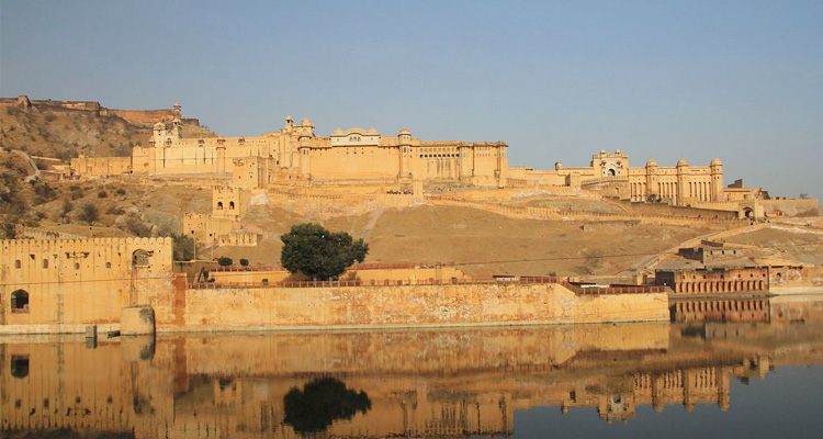 One Day Delhi to Jaipur Trip by Car Amer Fort