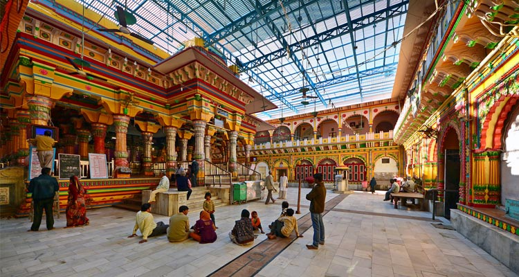 One Day Delhi to Mathura and Vrindavan Trip by Car Krishna Janmabhoomi Temple