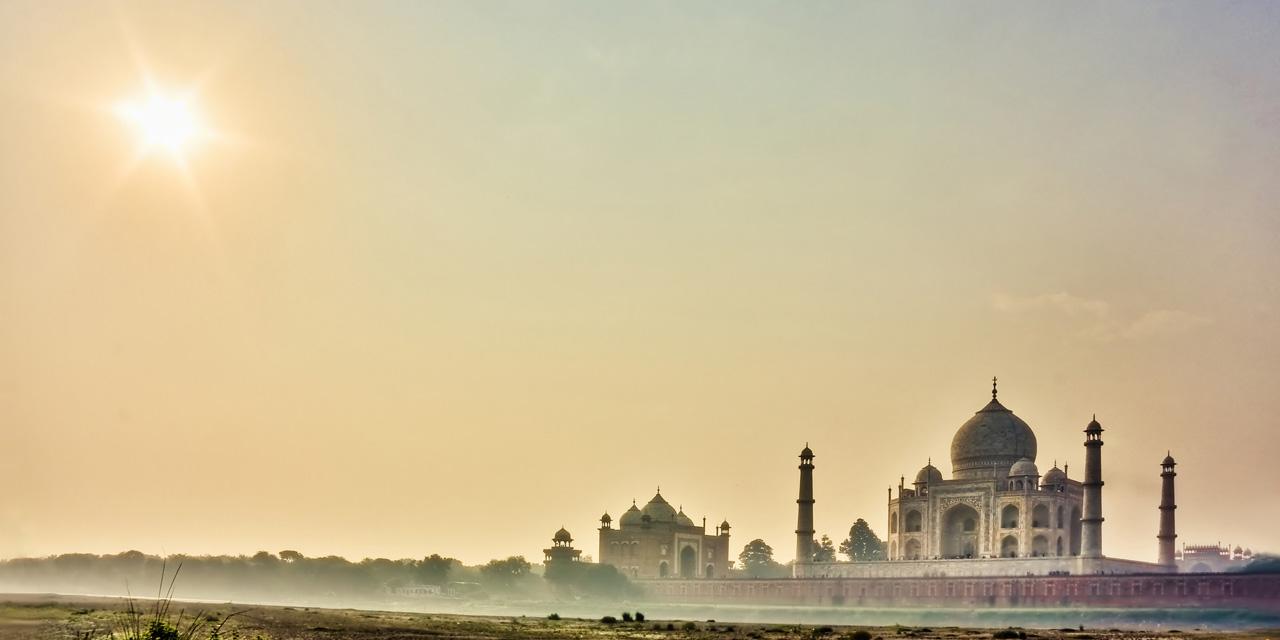 One Day Delhi to Taj Mahal Sunrise Trip by Car Header