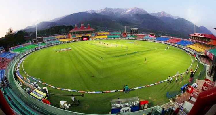 One Day Dharamshala Local Sightseeing Trip by Car Cricket Stadium