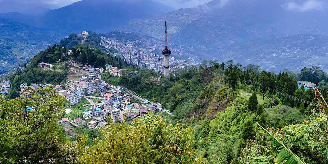 One Day Gangtok Local Sightseeing Trip by Car