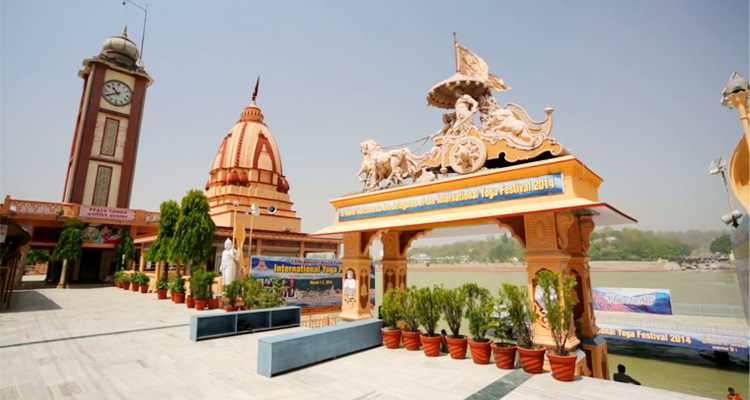 Package Glimpse One Day Haridwar and Rishikesh Local Sightseeing Trip by Car