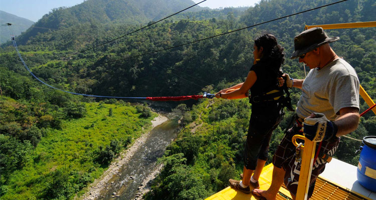 Visit Jumpin Heights with One Day Haridwar and Rishikesh Local Sightseeing Trip by Cab