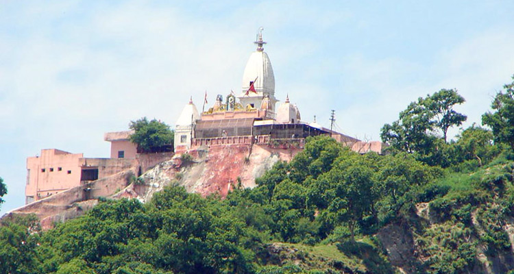 One Day Haridwar and Rishikesh Local Sightseeing Trip by Car Mansa Devi Temple