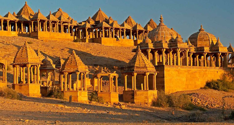 One Day Jaisalmer Local Sightseeing Trip by Car  Vyas Chhatri