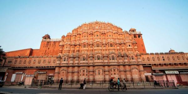One Day Jaipur Local Sightseeing Trip by Car Header