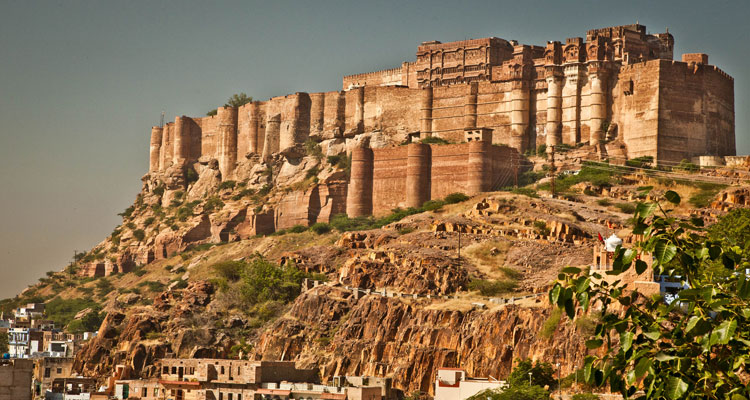 One Day Jodhpur Local Sightseeing Trip by Car Mehrangarh Fort