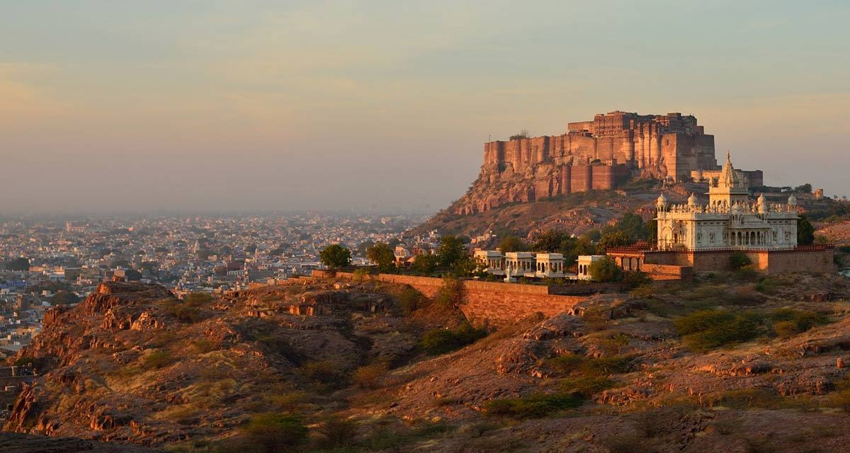 One Day Jodhpur Local Sightseeing Trip by Car Header