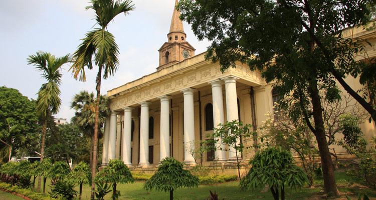One Day Kolkata Local Sightseeing Trip by Car St. John's Church