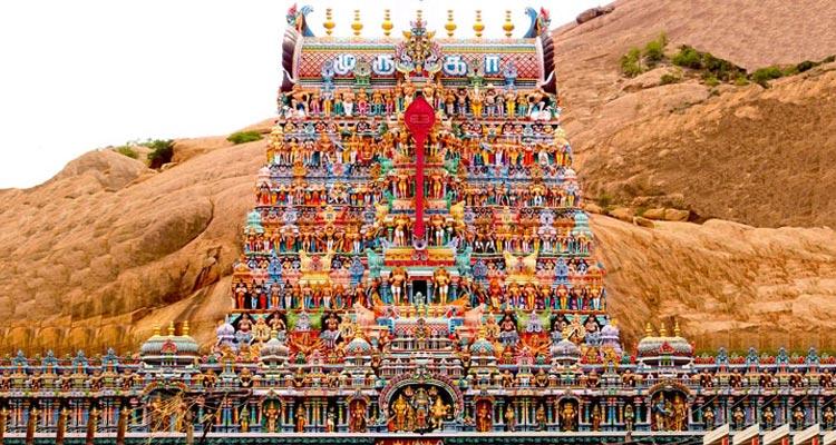 One Day Madurai Local Sightseeing Trip by Car Thiruparankundram Murugan Temple