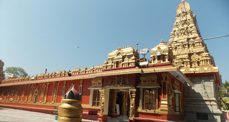 One Day Mangalore Local Sightseeing Trip by Kudroli Sri Bhagavathi Temple