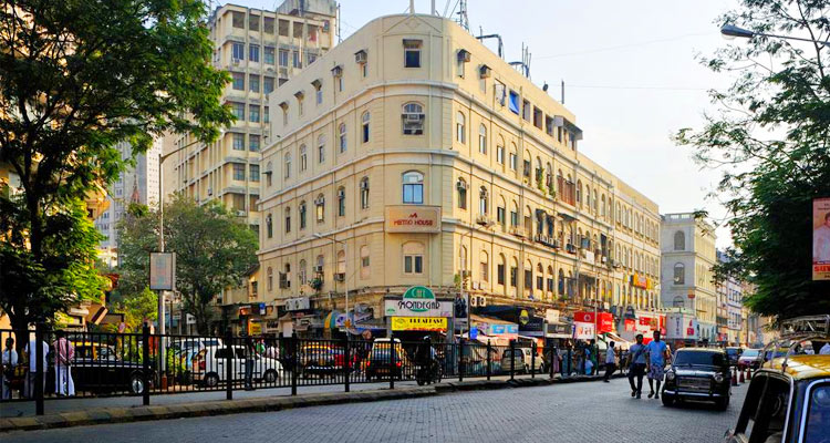 One Day Mumbai Local Sightseeing Trip by Car Colaba Causeway