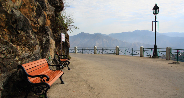 One Day Mussoorie Local Sightseeing Trip by Car Camels Back Road