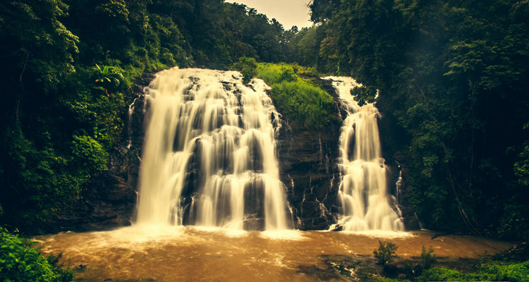 One Day Mysore to Coorg Trip by Car Abbey Falls Coorg