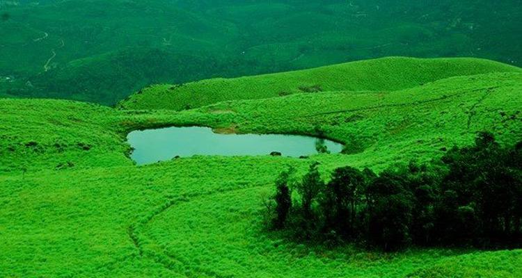 One Day Mysore to Wayanad Trip by Car Chembra Peak