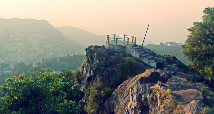 One Day Nainital Local Sightseeing Trip by Car Tiffin Top or Dorothy Seat