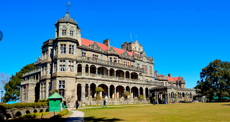 One Day Shimla Local Sightseeing Trip by Car Indian Institute of Advanced Studies