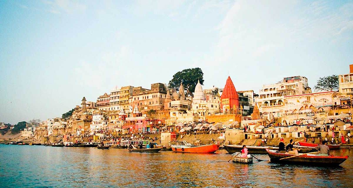 One Day Varanasi Local Sightseeing Trip by Car Header