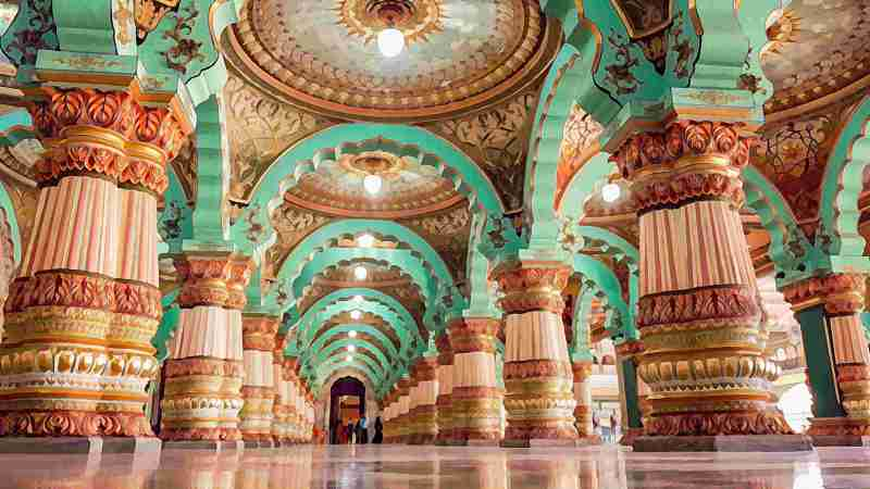 1 Day Mysore Local Sightseeing Tour by Cab