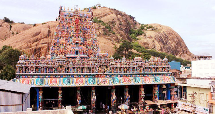 1 Day Coimbatore to Madurai and Palani Tour by Cab Thiruparankundram Murugan Temple