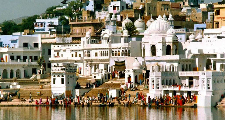 1 Day Jaipur to Ajmer & Pushkar Tour Brahma Temple