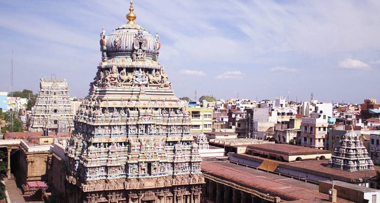 1 Day Madurai Local Sightseeing Tour by Cab Koodal Azhagar Koil
