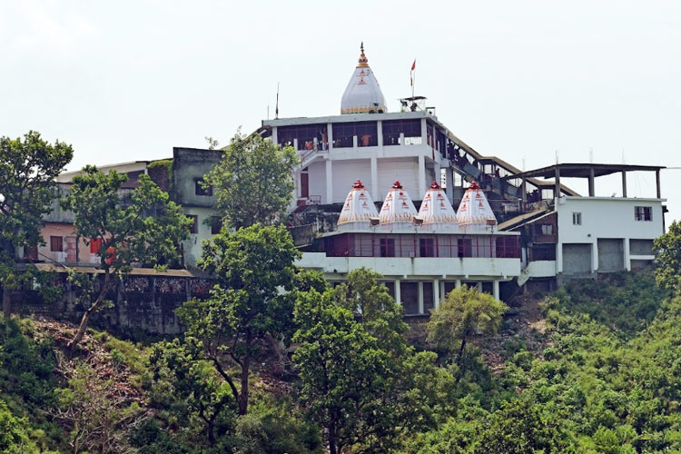 Chandi Devi Temple with One Day Delhi to Haridwar and Rishikesh Sightseeing Tour Package by Taxi