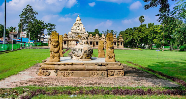 1 Day Chennai to Thirunallar Tour by Cab Kailasanathar Temple