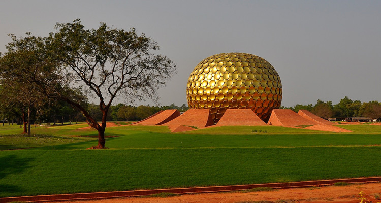 1 Day Chennai to Pondicherry Tour by Cab Auroville City